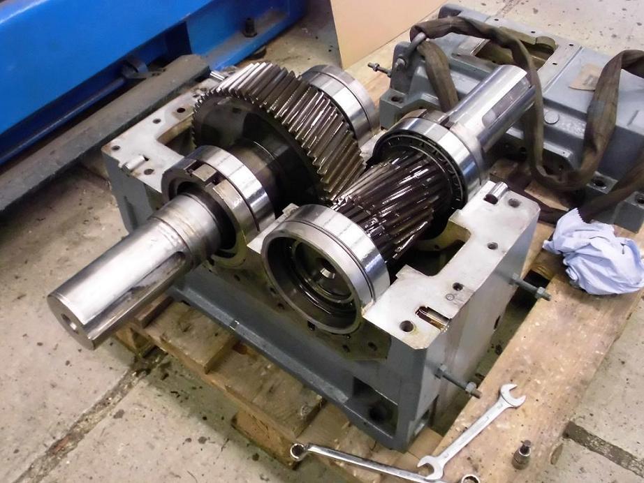 FOM - Produktionsprozesse Getriebetechnik