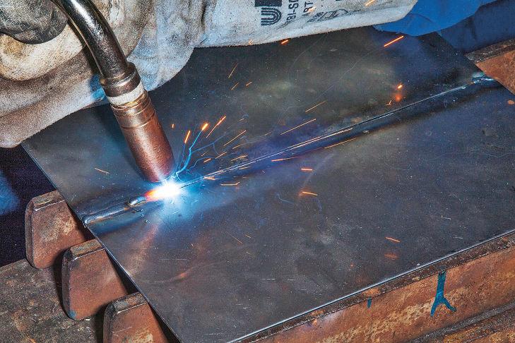 KKF LF5 Fahrzeugteile aus Metall planen und herstellen - Fertigungstechnik
