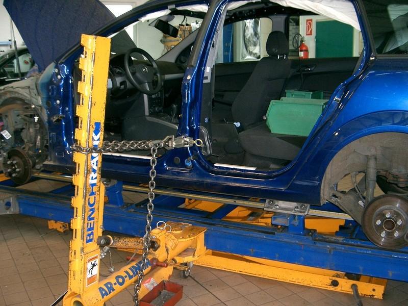 Karosserietechnik Lernfeld 10